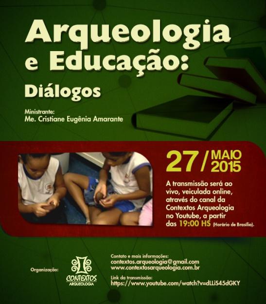 arqueologia e educação
