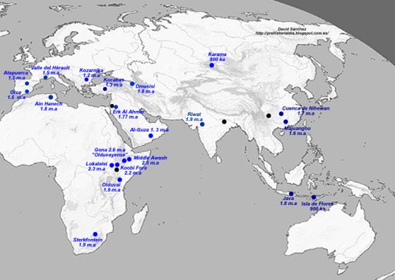 Mapa primera migración 2