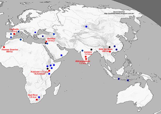 Mapa primera migración 3