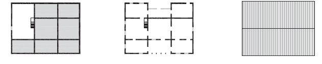 casa do bandeirante telhado e planta 2 aguas
